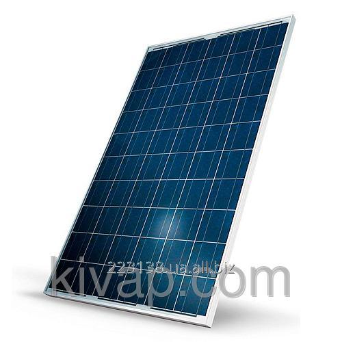 Polycrystalline ABi-Solar CL-P72300-D photomodule, 300 W
