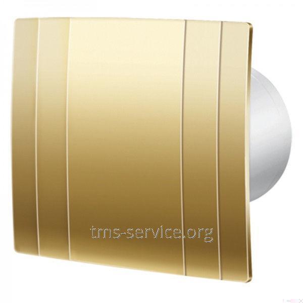 Вентилятор Blauberg Quatro Hi-Tech Gold