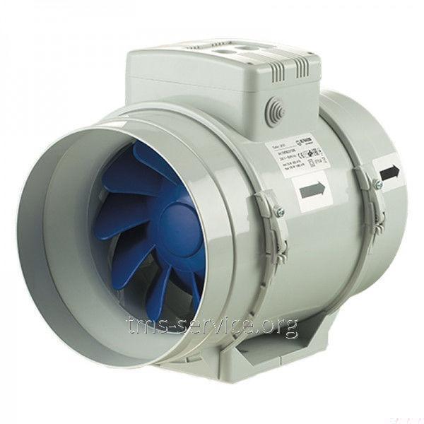 Канальный центробежный Вентилятор Blauberg Turbo 160
