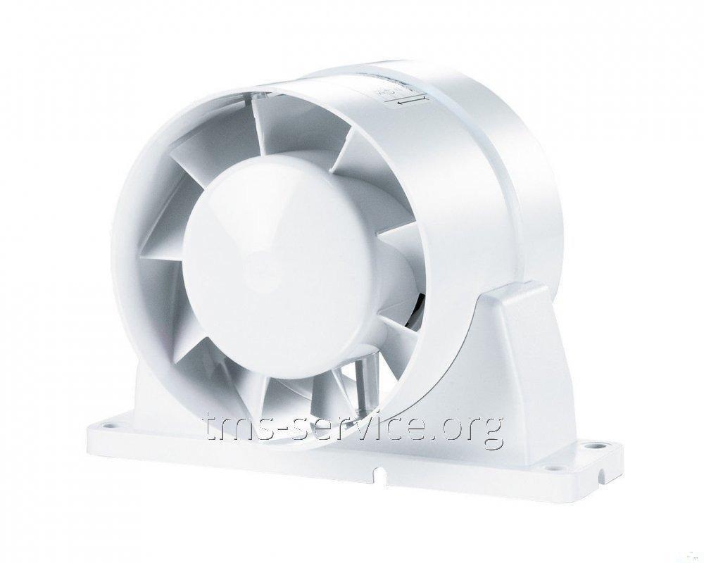 Осевой канальный Вентилятор Вентc 100 ВКОк турбо