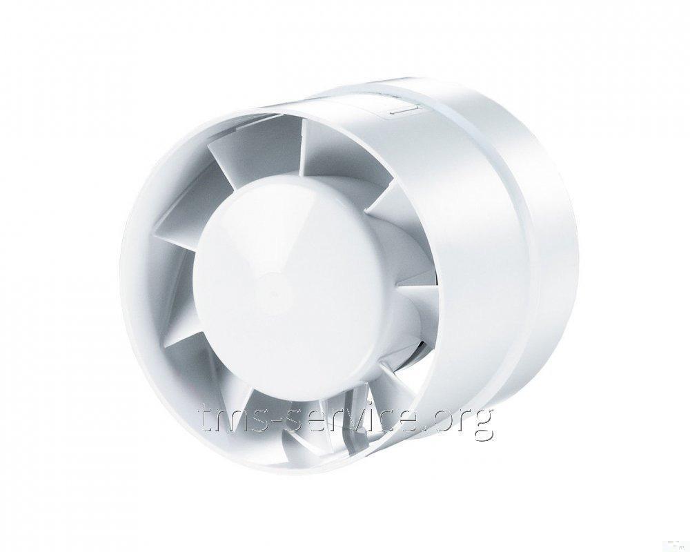 Осевой канальный Вентилятор Вентc 125 ВКО пресс