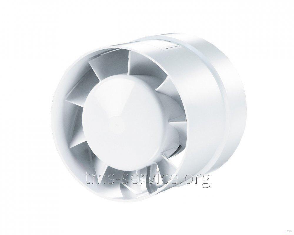Осевой канальный Вентилятор Вентc 125 ВКО турбо