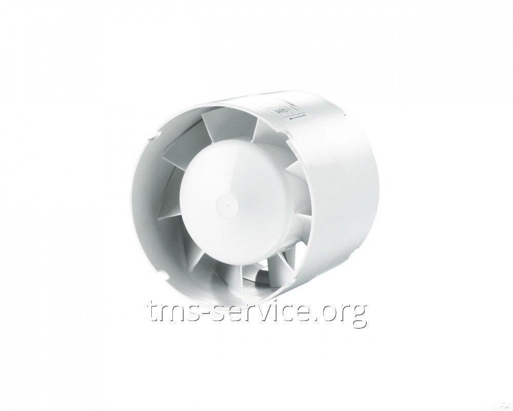 Осевой канальный Вентилятор Вентc 125 ВКО1