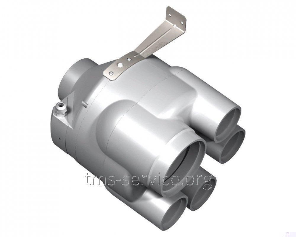 Вентилятор для круглых каналов Вентc ВК ВМС 125