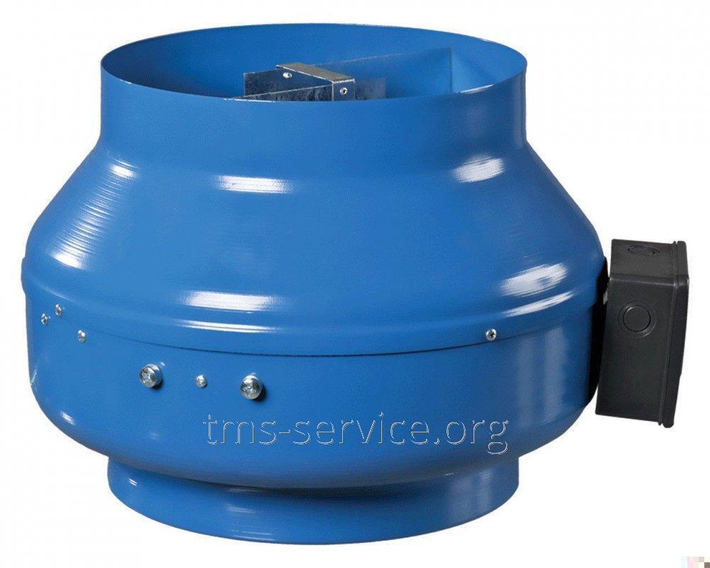 Вентилятор для круглых каналов Вентc ВКМ 400