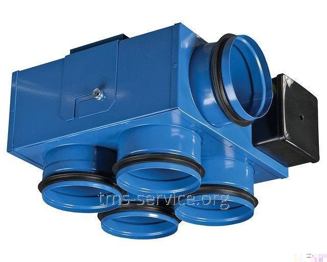 Вентилятор для круглых каналов Вентc ВКП 80 мини