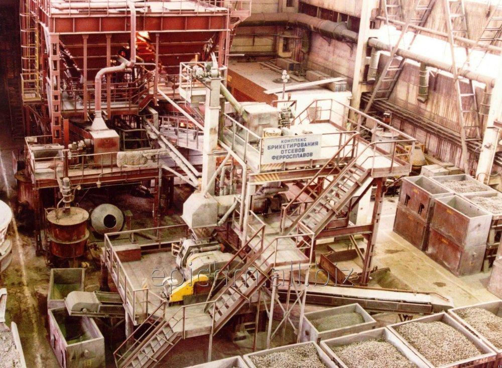 Le développement des technologies et de l'équipement pour le briquetage