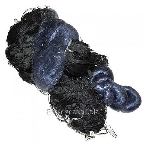 Сеть промысловая россиянка (100х1,8)синяя одностенная лесочная
