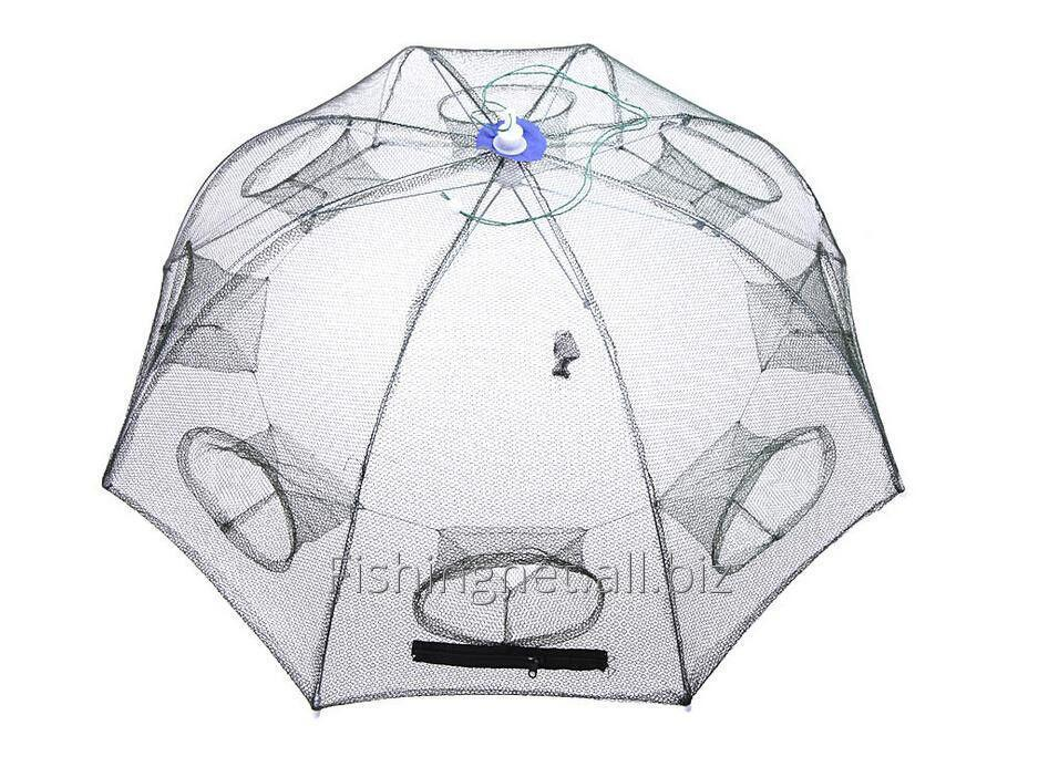 Раколовка зонт 0,8м на 6 входов
