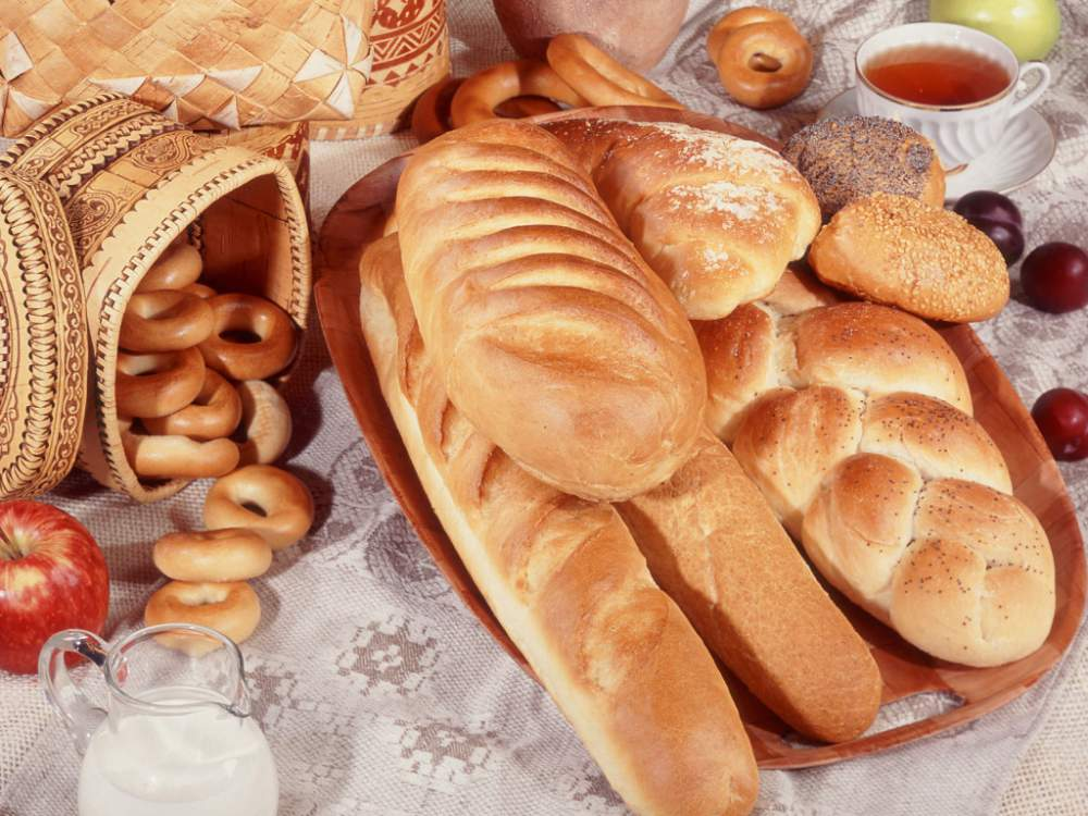 Хлеб пшеничный, купить оптом, цена