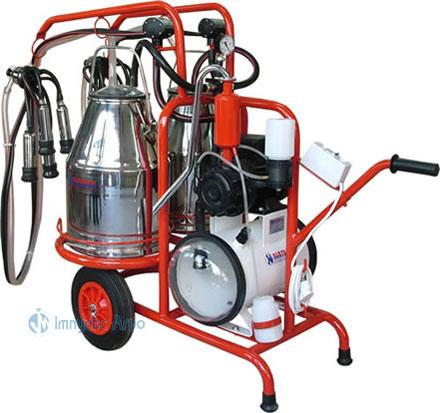 KSM-3 milking machines