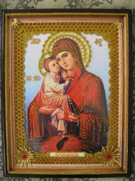 стоимость иконы божией матери: