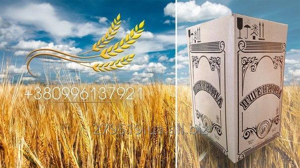 Водка пшеничная 10 литров +в тетрапаке