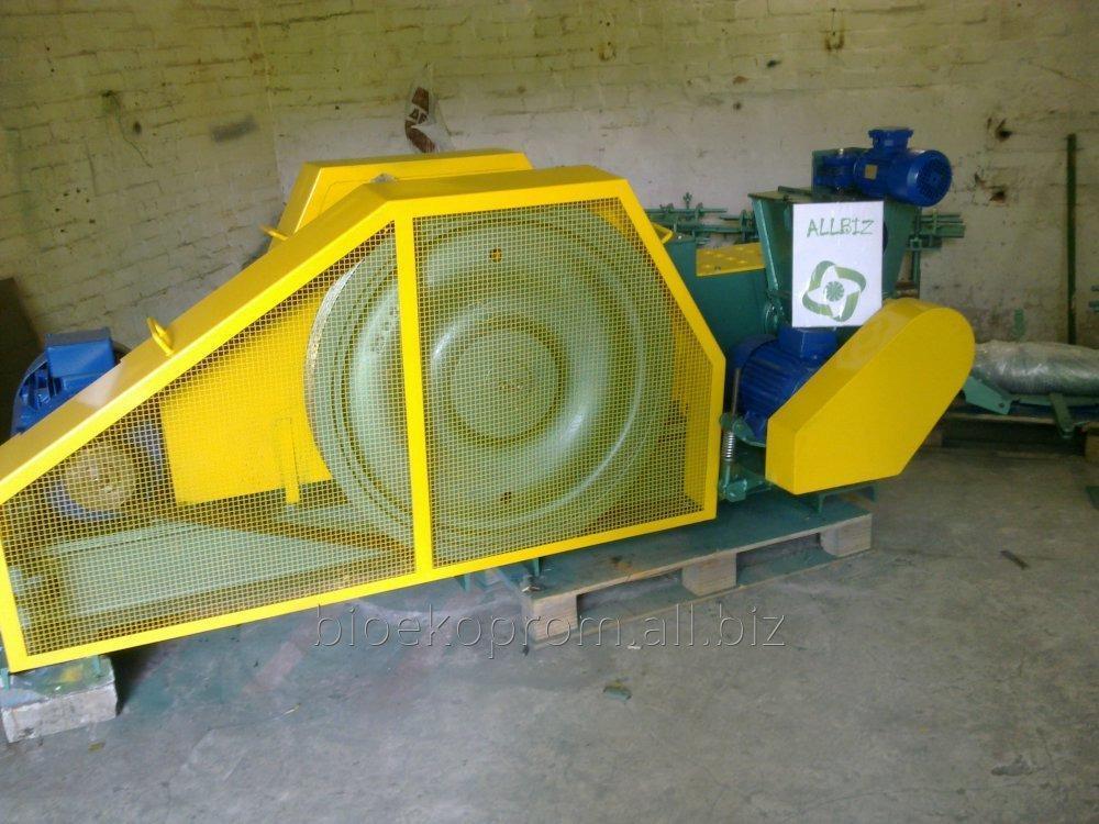 Устаткування для виробництва брикетів