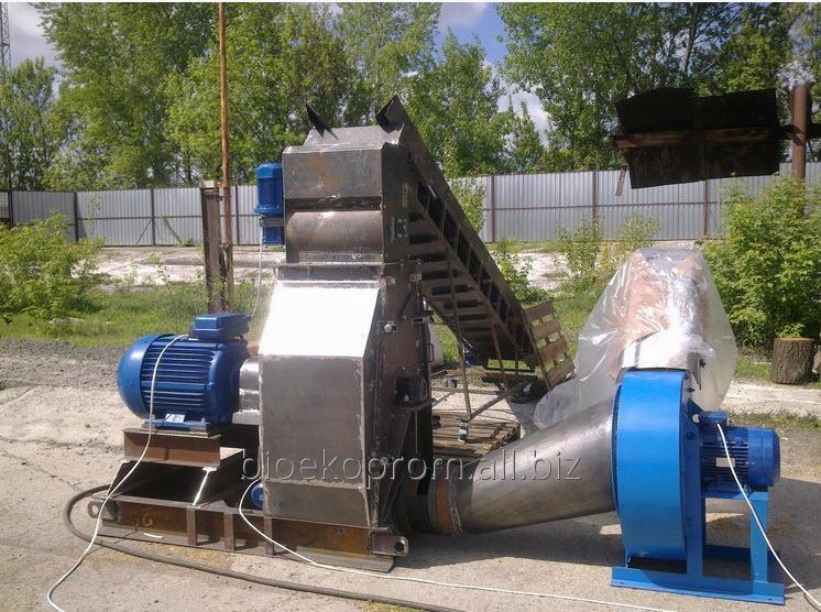 La trituradora de la astilla (scheporez) COMO 30 - COMO 160