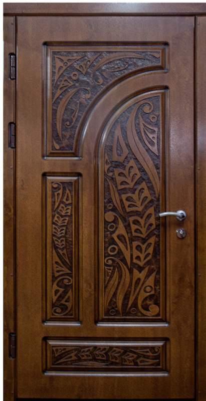 Изготовление дверей металлических