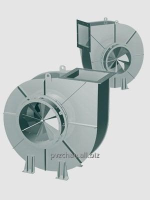 Купить Вентиляторы центробежные одностороннего всасывания типа ВДН, ВД и ВВДН