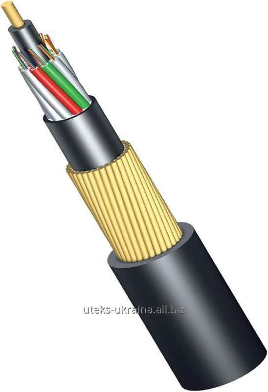 Оптический кабель модульной конструкции для задувки в трубку А-DF(ZN)2Y-12*12E