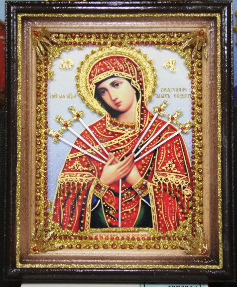 Buy Blessed Virgin Mary's icon (Cherkasy), the Virgin Umileniye's icon to buy an icon of the Virgin, an icon of Saints, to buy icons, production of icons.