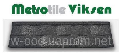 Купить Лист черепицы Metroviksen Metrotile