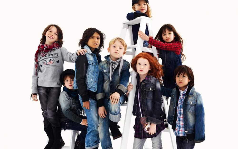 Дитячі джинси оптом з Польщі 9813d327a4816