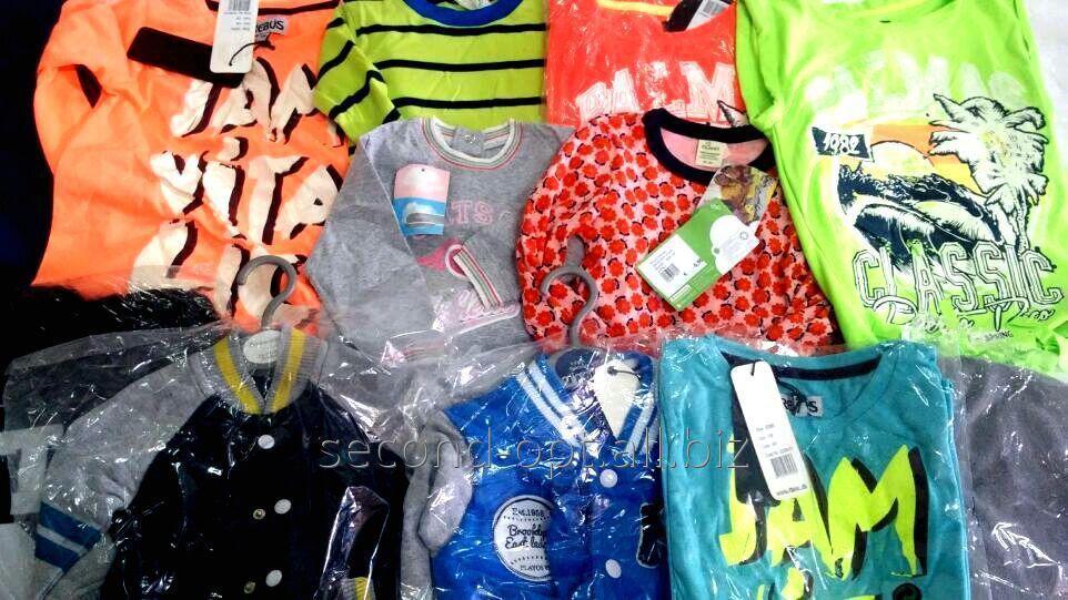 Kidswear from Europe