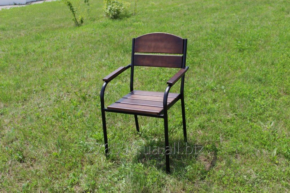 C-Premium-BD Chair Premium (ferrous metal, dark tree)