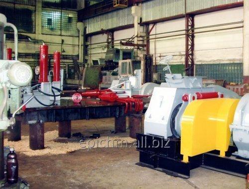 Buy Roller briquetting press. Model 23 PS.