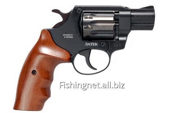Купить Револьвер Safari РФ - 420 орех