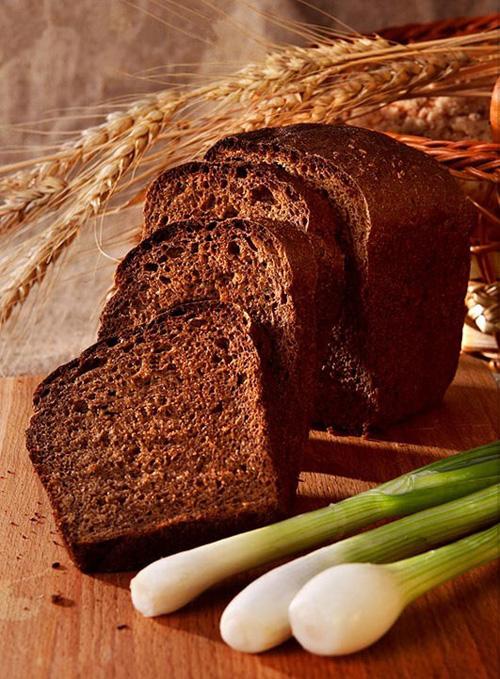 Хлеб заварной