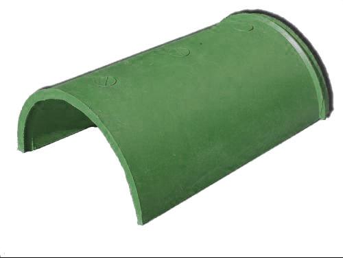 Купити Ковзан полимерпесчаний зелений