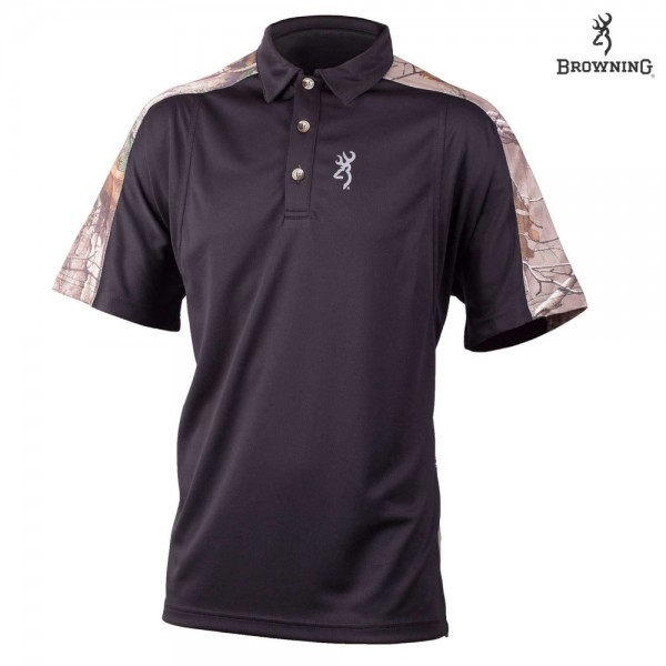 Футболка поло Browning Wolf Performance Polo