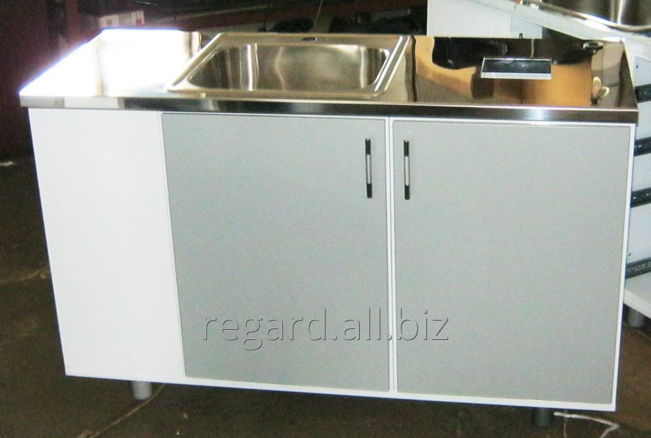 Furniture from stainless steel