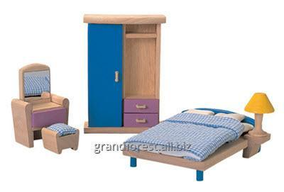 Мини–мебель 1, игрушки из дерева