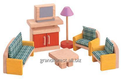 Мини–мебель 3, кукольная мебель
