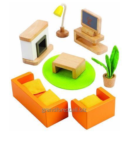 Мини–мебель 11, мебель для кукольного домика