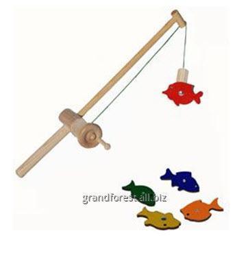 Набор рыбака 1, игрушка детская Рыбалка