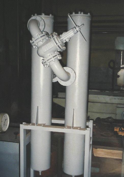 Фильтры промышленные для очистки турбинного масла