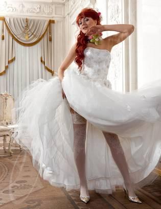 جوراب سفید زنانه