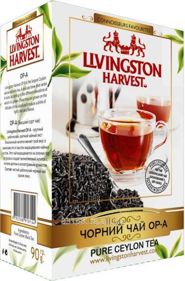 Чай Цейлонский черный OPA крупнолистовой