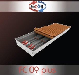 Купить Внутрипольный конвектор FanCOil FC09 plus