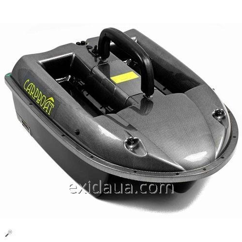 Радиоуправляемый катер-приманка Carpboat Carbon 2,4Ghz