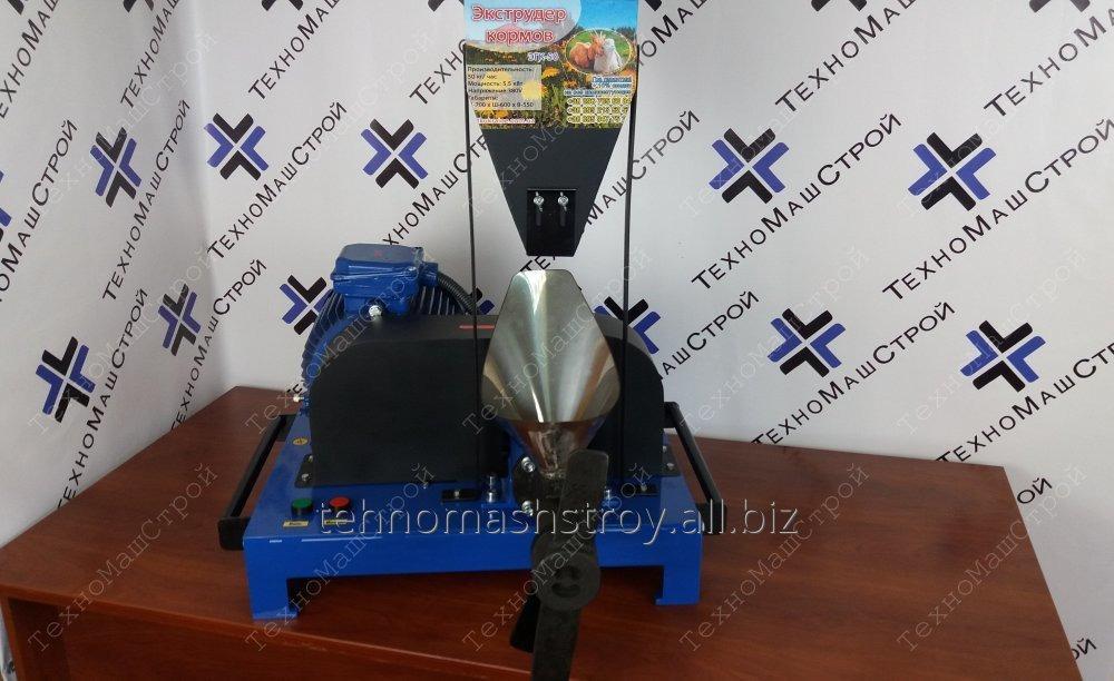 Экструдер кормовой ЭГК-60 (60 кг/час)