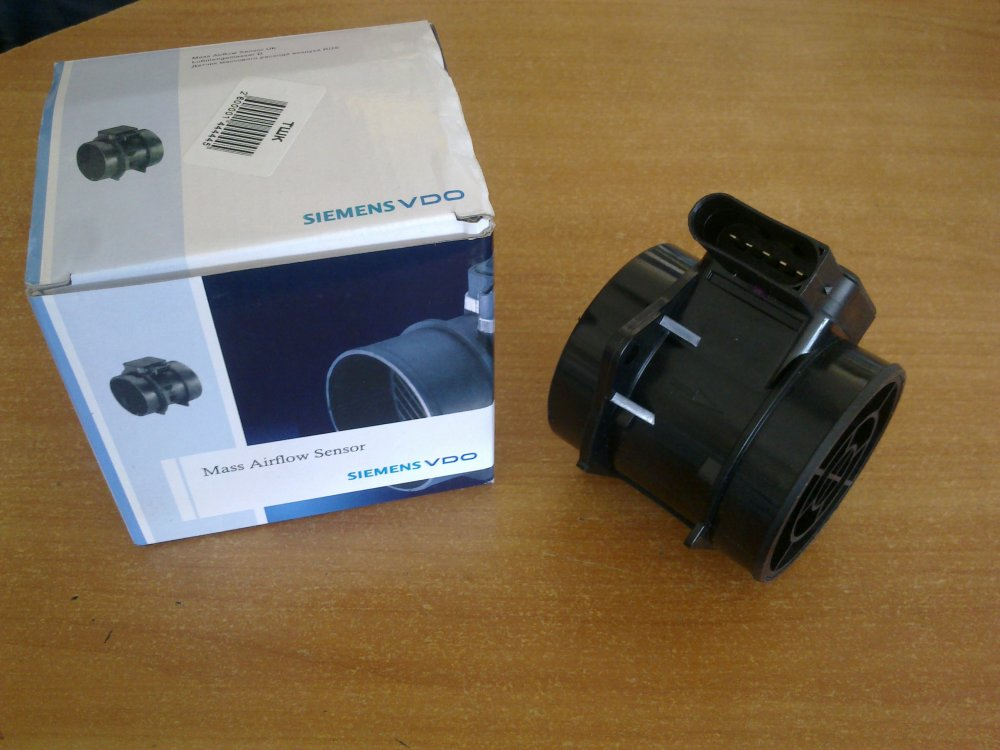 Buy Sensor of a mass consumption of air Gazelle (Siemens)