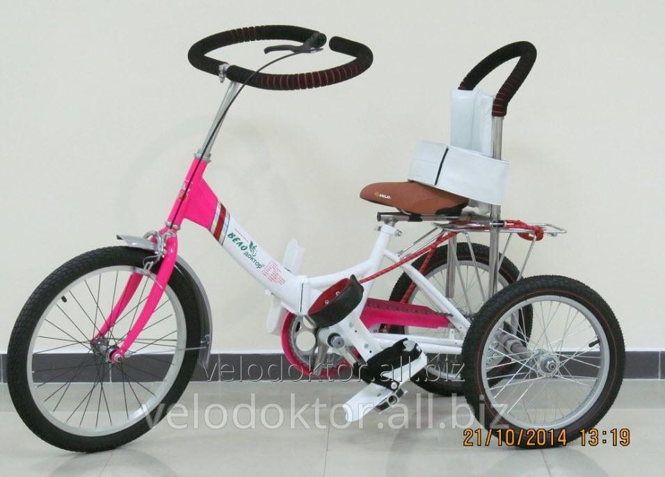 Велосипед ортопедический для деток