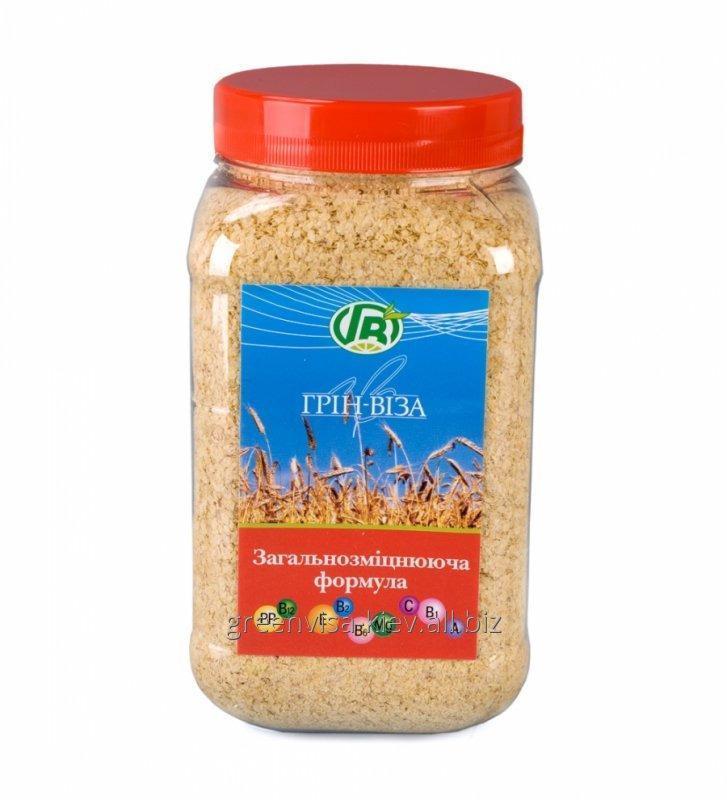 Купить Зародыши пшеницы Общеукрепляющая формула Грин-Виза 300 г