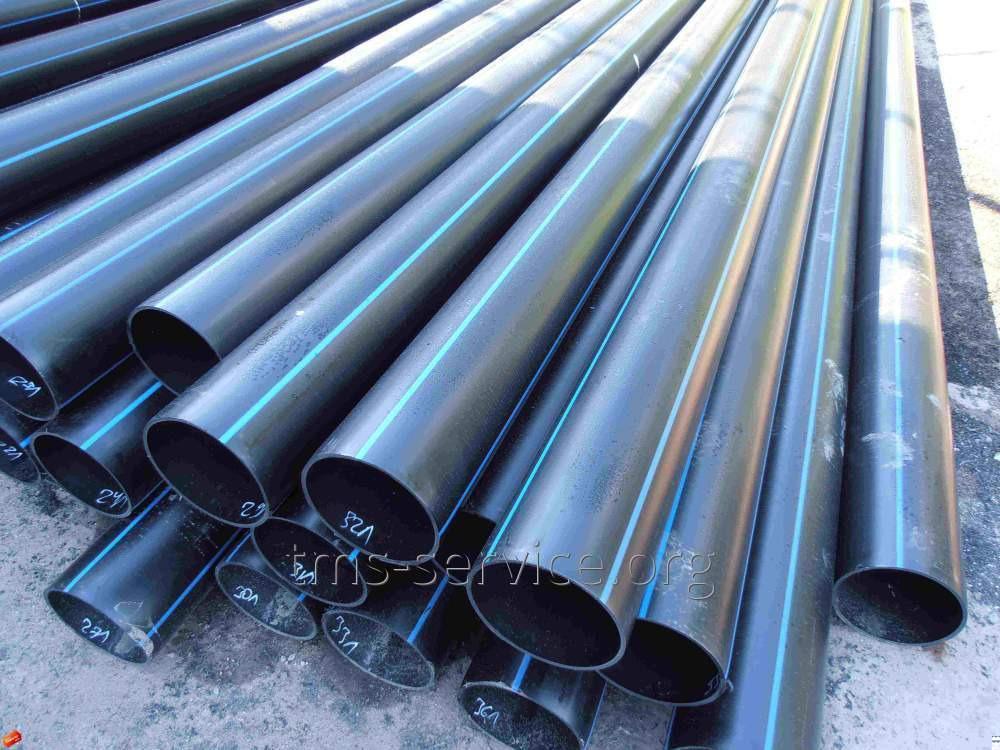 Трубы напорные из полиэтилена пэ 80 sdr21