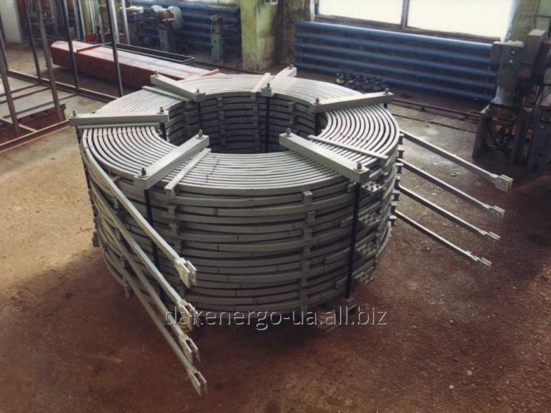 Реактор отсоса тяговых подстанций