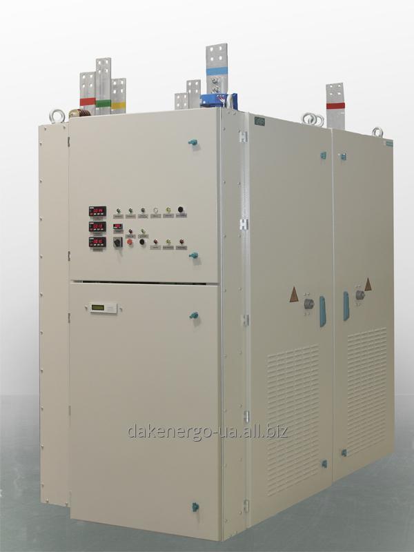 Инвертор для системы тягового электроснабжения