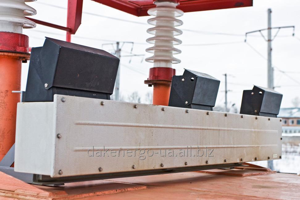 Устройство слежения за параметрами контактного провода (УСП КП)